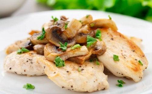 Proteínas são nutrientes essenciais