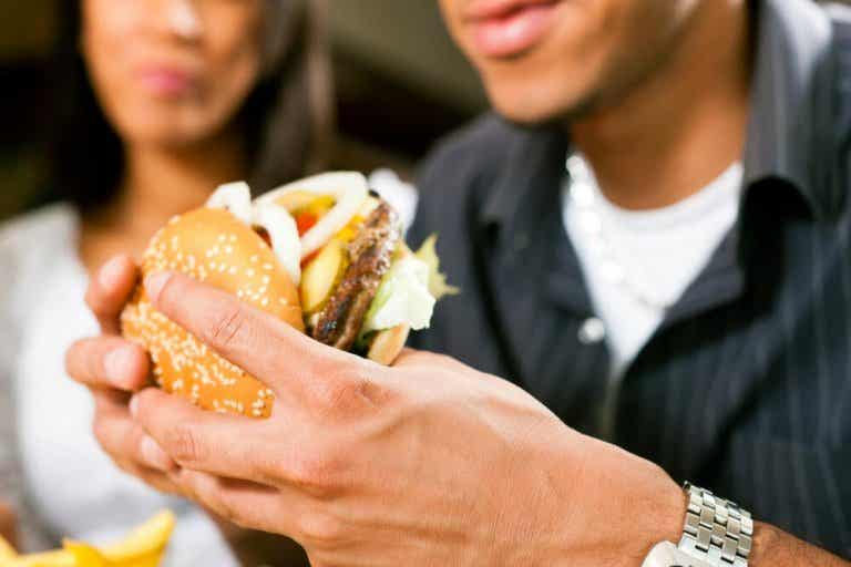 Os perigos da má alimentação