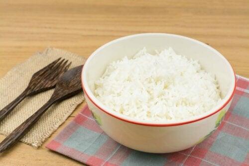 O intergral é um tipo de arroz com muitos benefícios