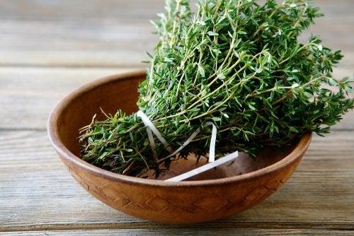 Benefícios e propriedades do tomilho para a nossa saúde