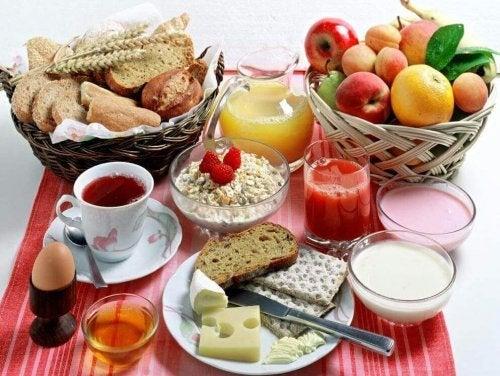 Alimentos que ajudam a queimar gordura abdominal