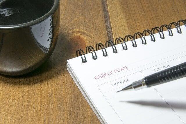 Faça seu próprio calendário personalizado