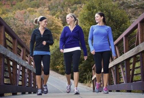 Andar ajuda a se recuperar de um pré-infarto