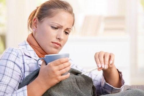 Remédios caseiros para controlar a febre