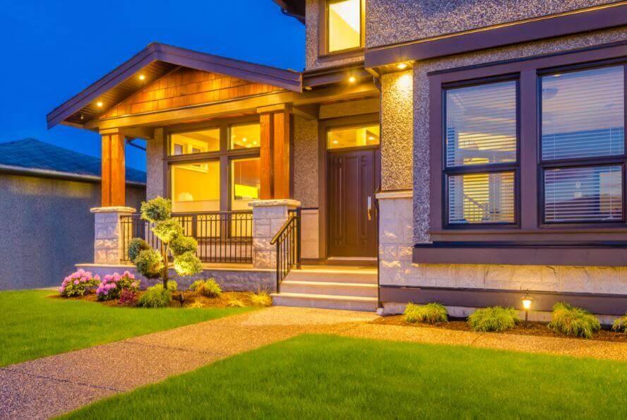 7 formas de decorar a entrada de casa