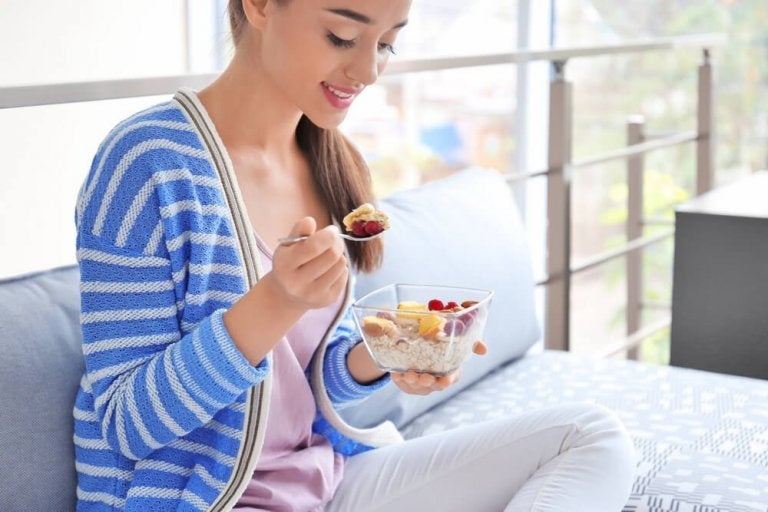Perca peso de forma eficaz com a dieta da aveia