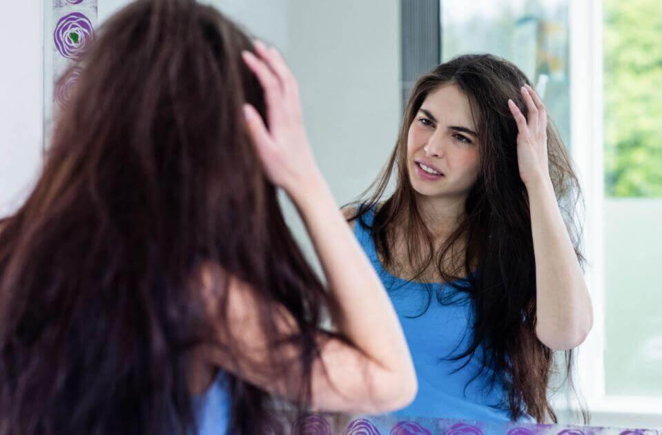 Soluções rápidas para evitar cabelos encrespados