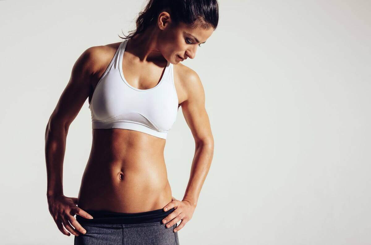 Rotina para fisiculturistas mulheres