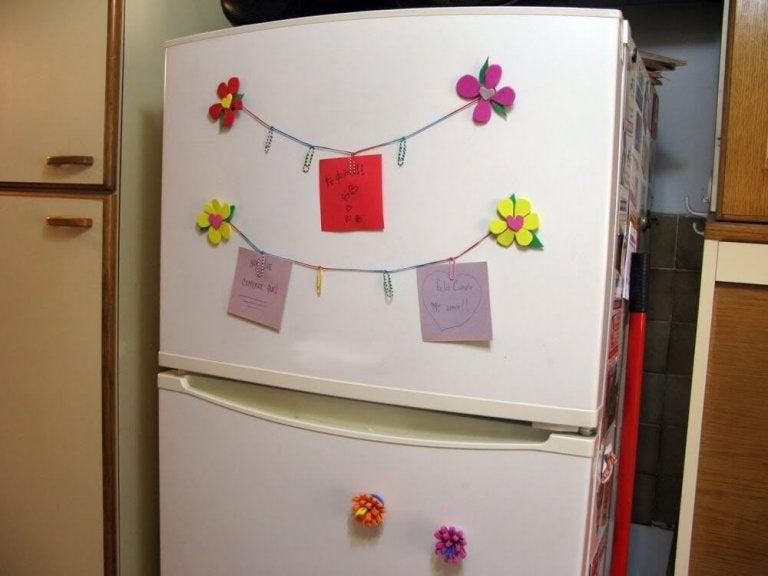 Faça seus próprios ímãs de geladeira
