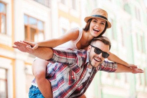 Nas luas-de-mel o casal deve compartilhar momentos juntos