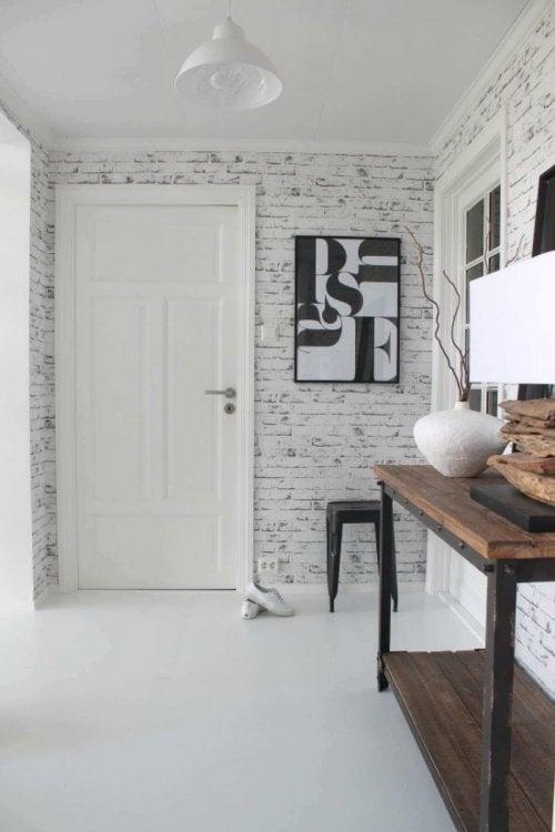 Papel de parede para decorar