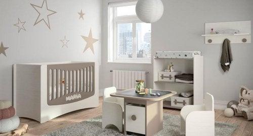 14 estilos diferentes para decorar o quarto do bebê