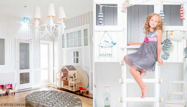 Ideias decorativas para as crianças da casa