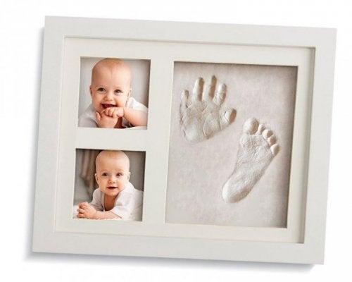 Decoração para os bebês