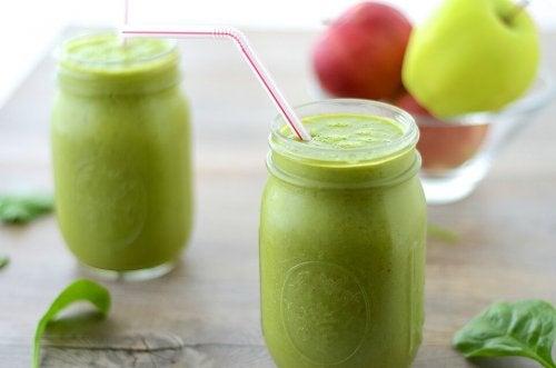 Sucos de maçã para reduzir medidas