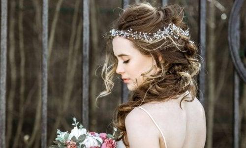 Penteados para noivas, fáceis e bonitos