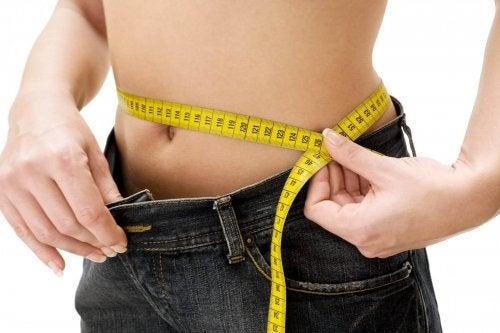 Perder medidas na cintura