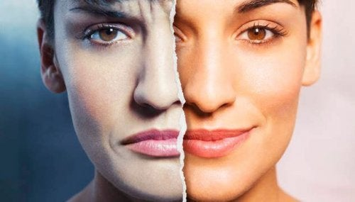 Mulher bipolar