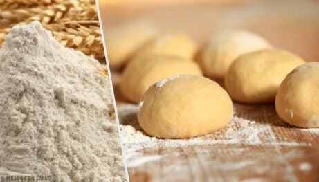 Farinha para pão