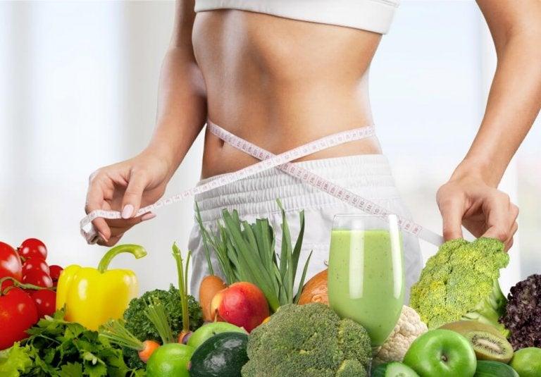 3 dietas saudáveis para recuperar a forma física