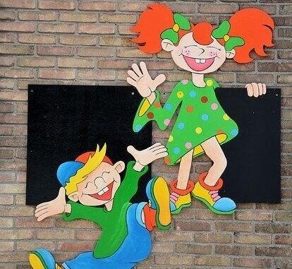 Ideias decorativas para as crianças