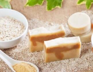 Como fazer um sabonete esfoliante natural de aveia