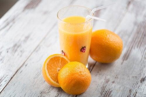 Surpreenda o seu parceiro com sucos de fruta