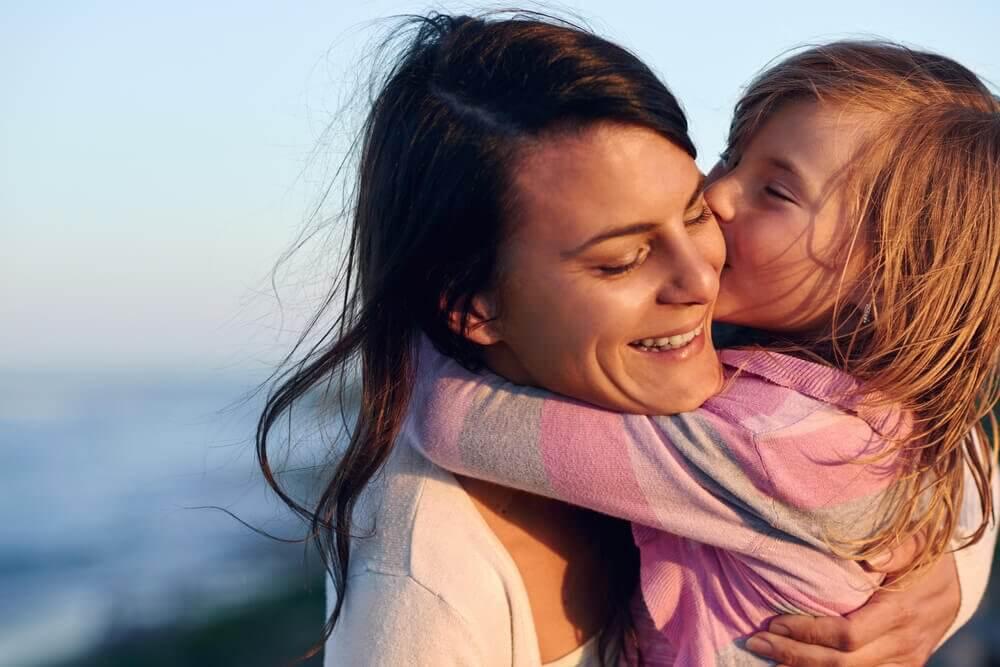 5 recomendações para ter um filho carinhoso