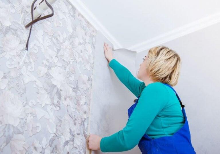 Os melhores usos do papel de parede