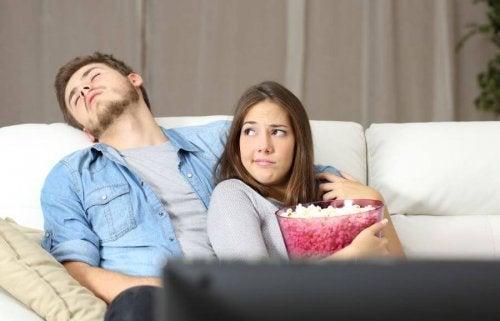 5 razões pelas quais casais infelizes continuam juntos