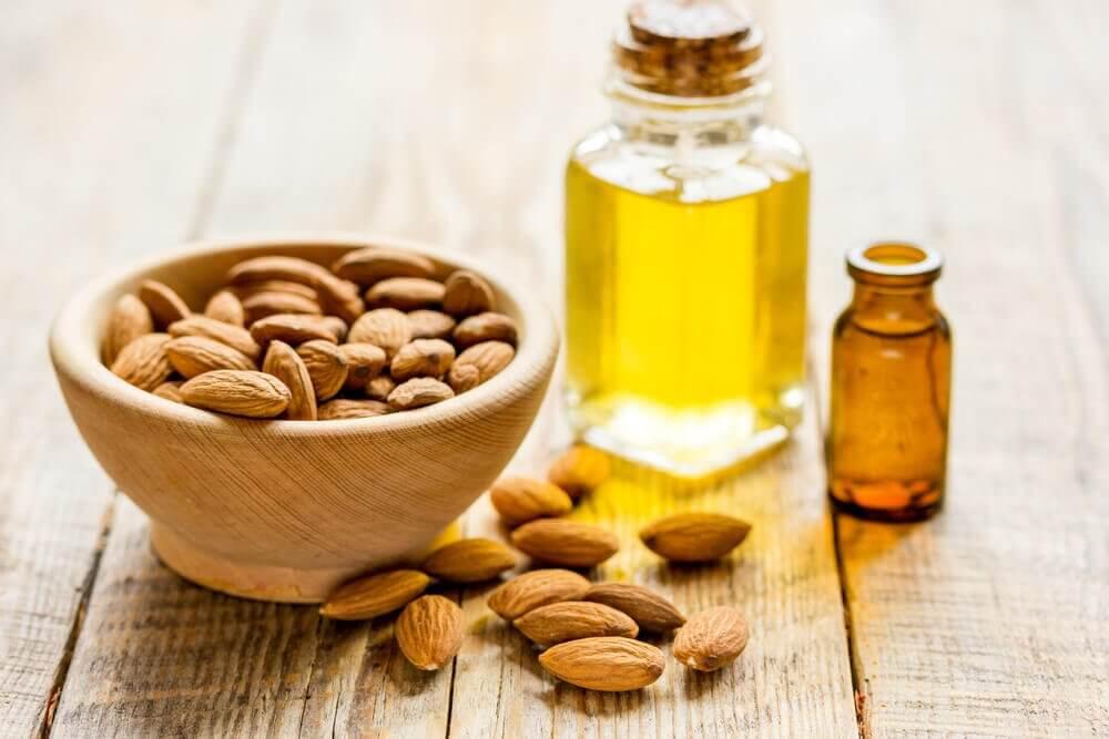6 benefícios do óleo de amêndoas para a saúde
