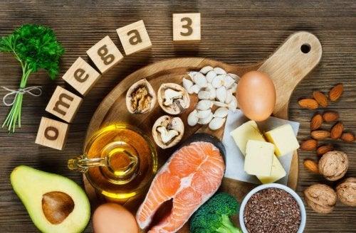 7 alimentos que contêm ômega 3