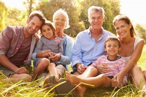 Os avós não morrem, seguem vivendo em nossos corações