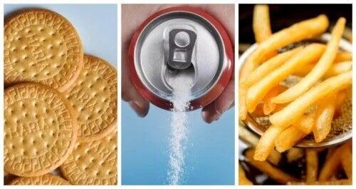 4 alimentos que você deve evitar em uma dieta para perder peso