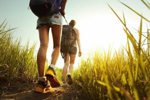 Andar é um dos exercícios simples para o coração