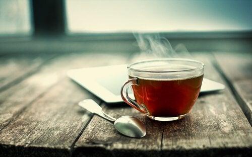 Nanopartículas de folhas de chá que acabam com o câncer de pulmão