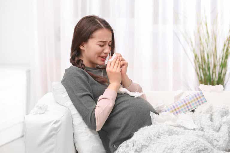 Chorar durante a gravidez: como isso influencia o bebê?
