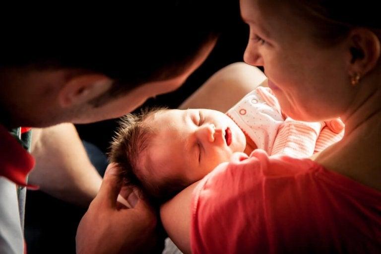 Como é a vida de casal depois de ter um filho?