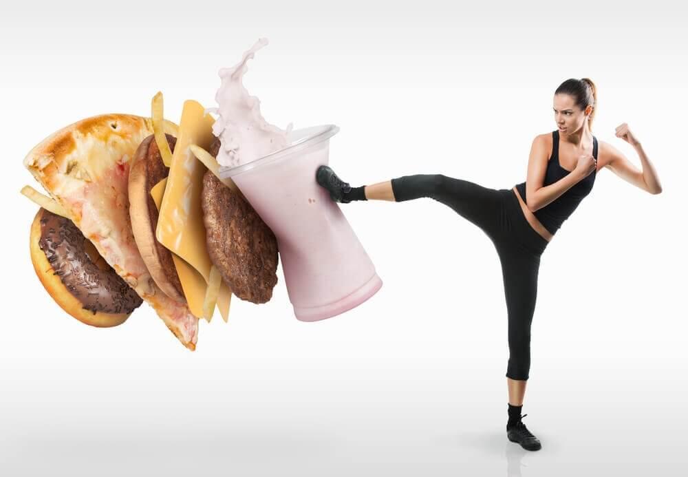 Como superar os desejos no meio da dieta