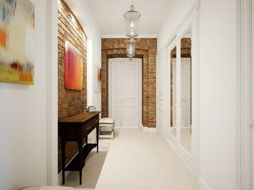 Conselhos para decorar os corredores da casa