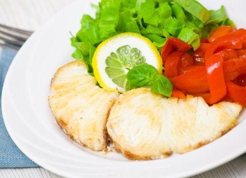 7 alimentos permitidos na dieta leve