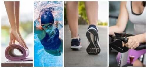 5 esportes para pessoas com dores nos joelhos