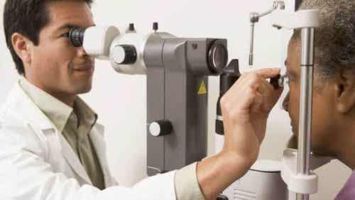 Faça controles regularmente se quiser cuidar da higiene dos olhos