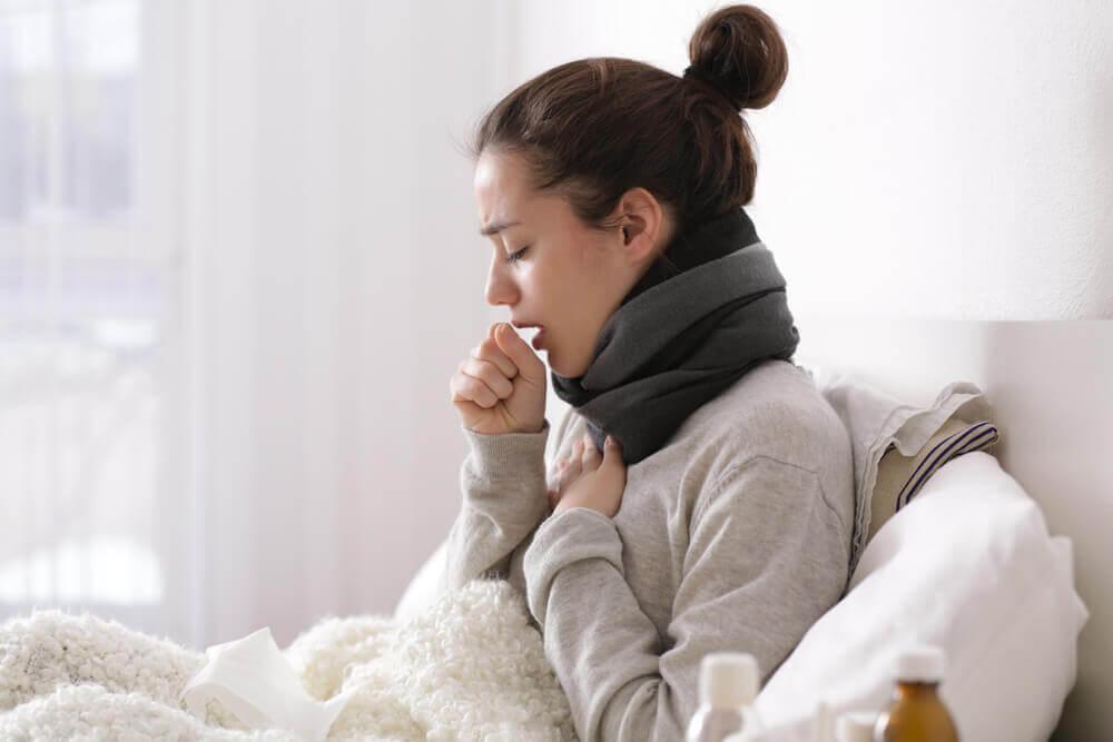 Prepare o gengibre como remédio para a tosse