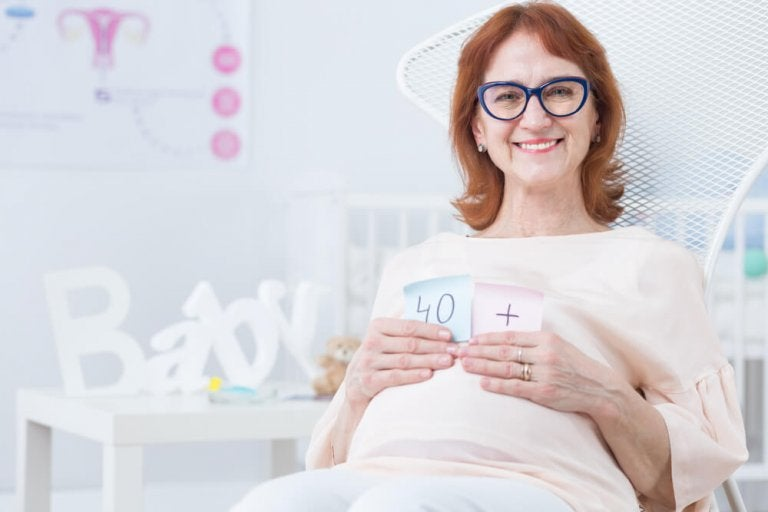 5 vantagens de ser mãe depois dos 40 anos