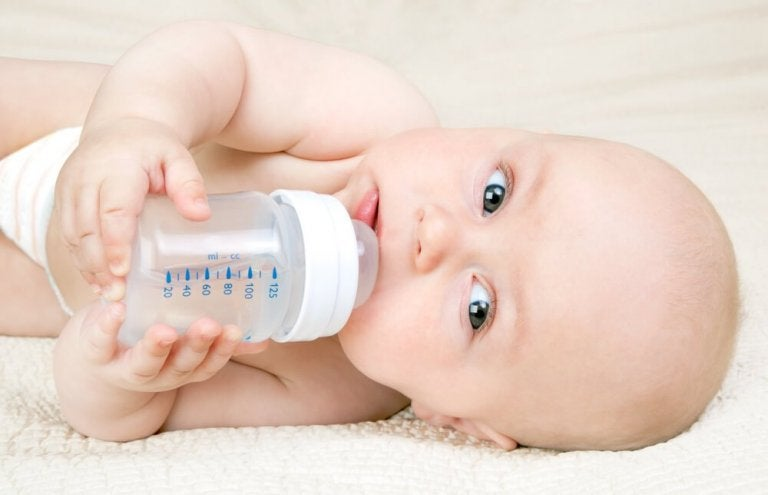 Método Kassing ou como dar a mamadeira sem prejudicar a lactação