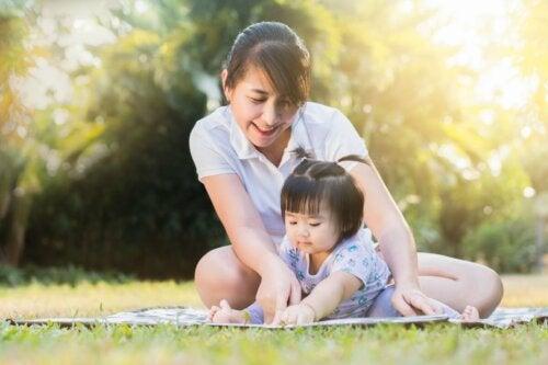 Amor entre mãe e filha