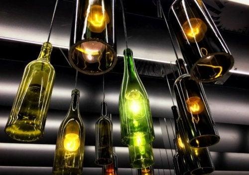 3 luminárias que você pode fazer com materiais reciclados