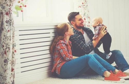 Um filho pode mudar a vida do casal para melhor