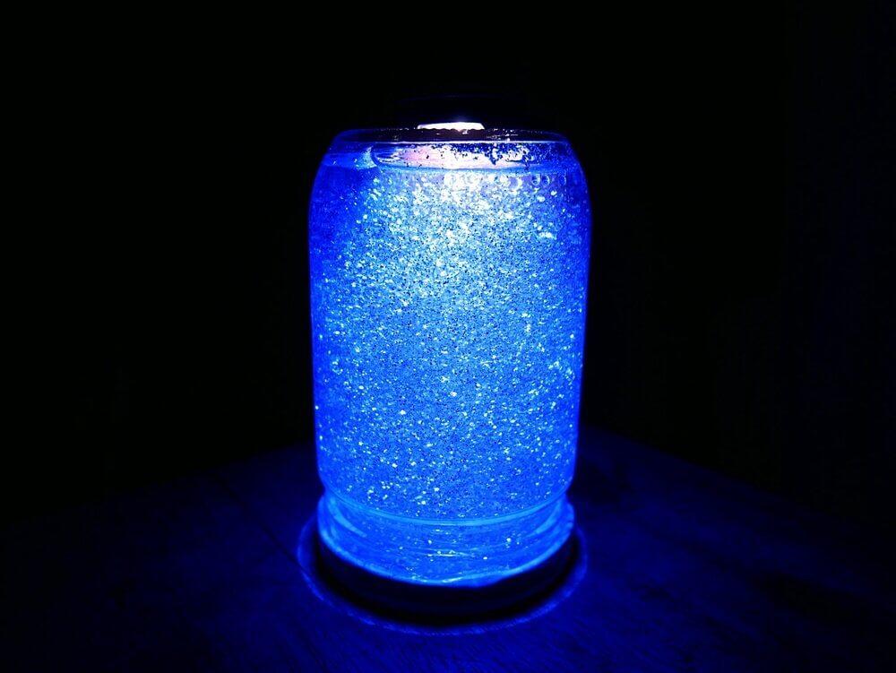 O frasco da calma: uma artesania espetacular para os seus filhos